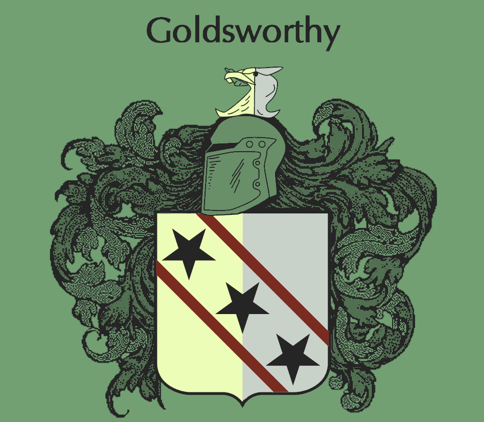 Goldsworthy Family Crest